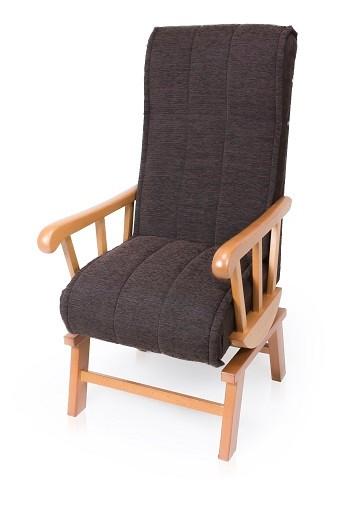 Sill n balanc n provenzal muebles vinaroz - Sillon balancin madera ...