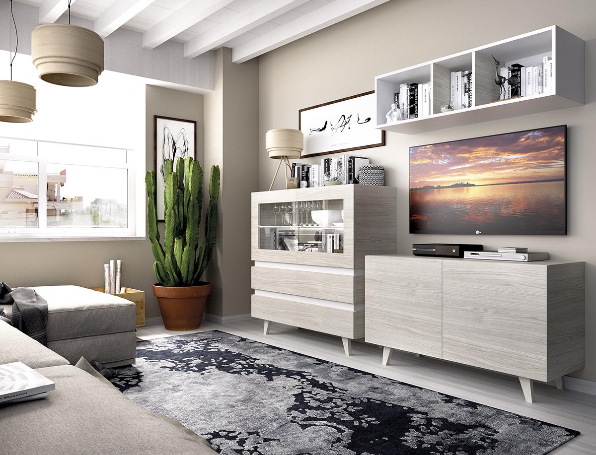 SALON COMEDOR DUO 22-muebles vinaroz-tienda muebles Brcna