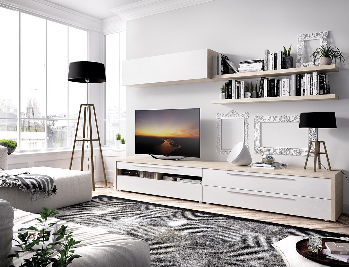 SALON COMEDOR DUO 46-muebles vinaroz-tienda muebles Brcna